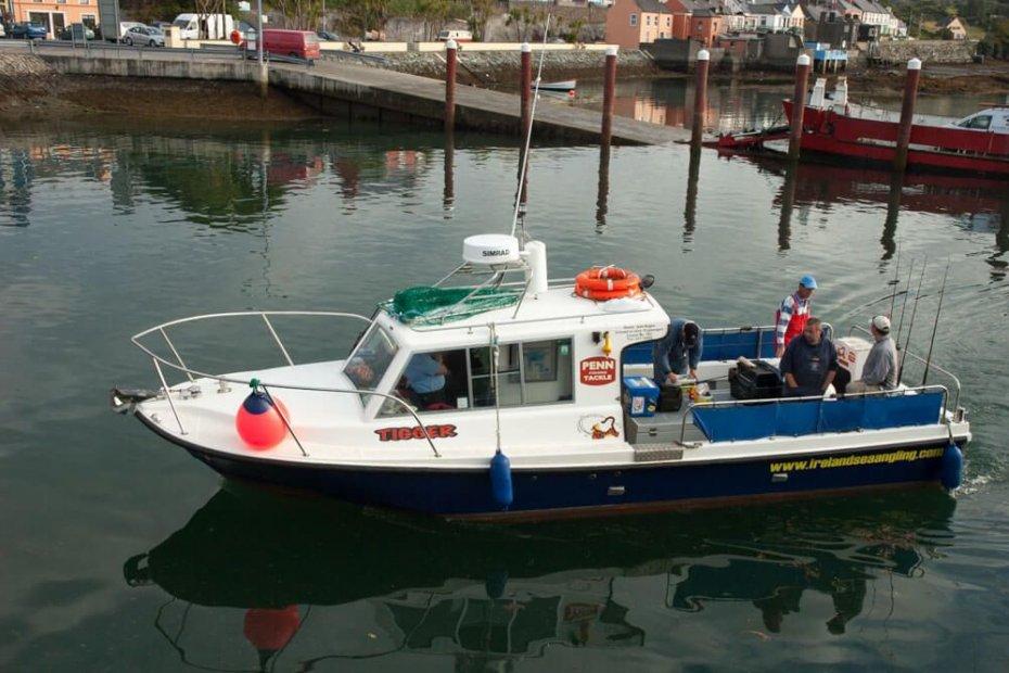 Tigger - charter boat