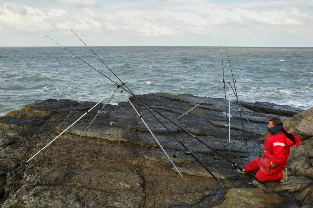 Rock Ledge Fishing