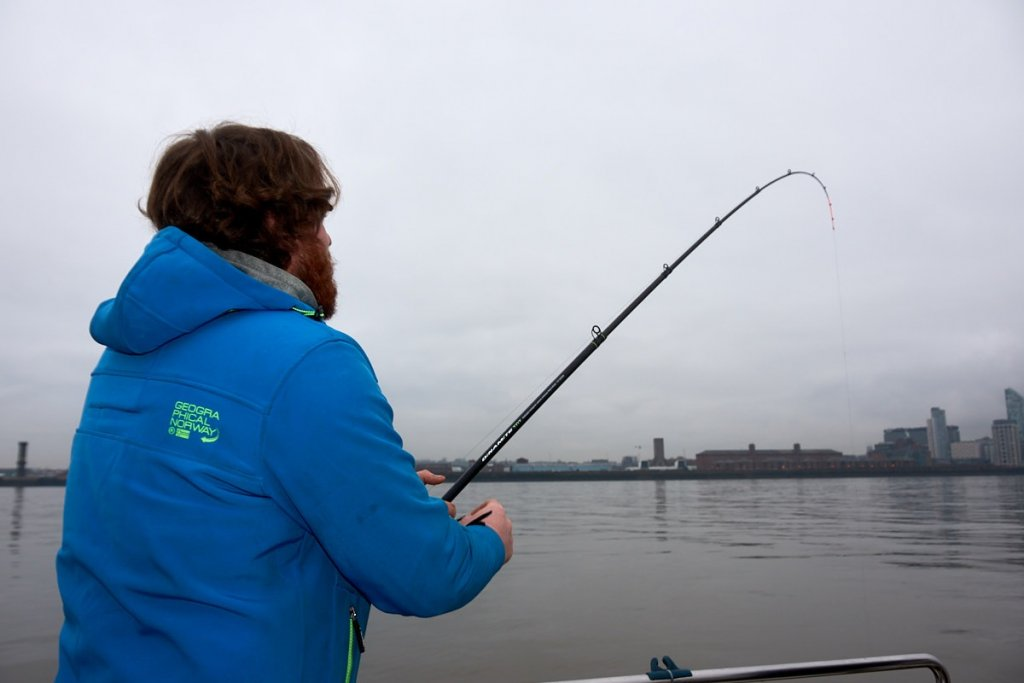 Uptide fishing