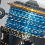 Penn Clash Fixed Spool