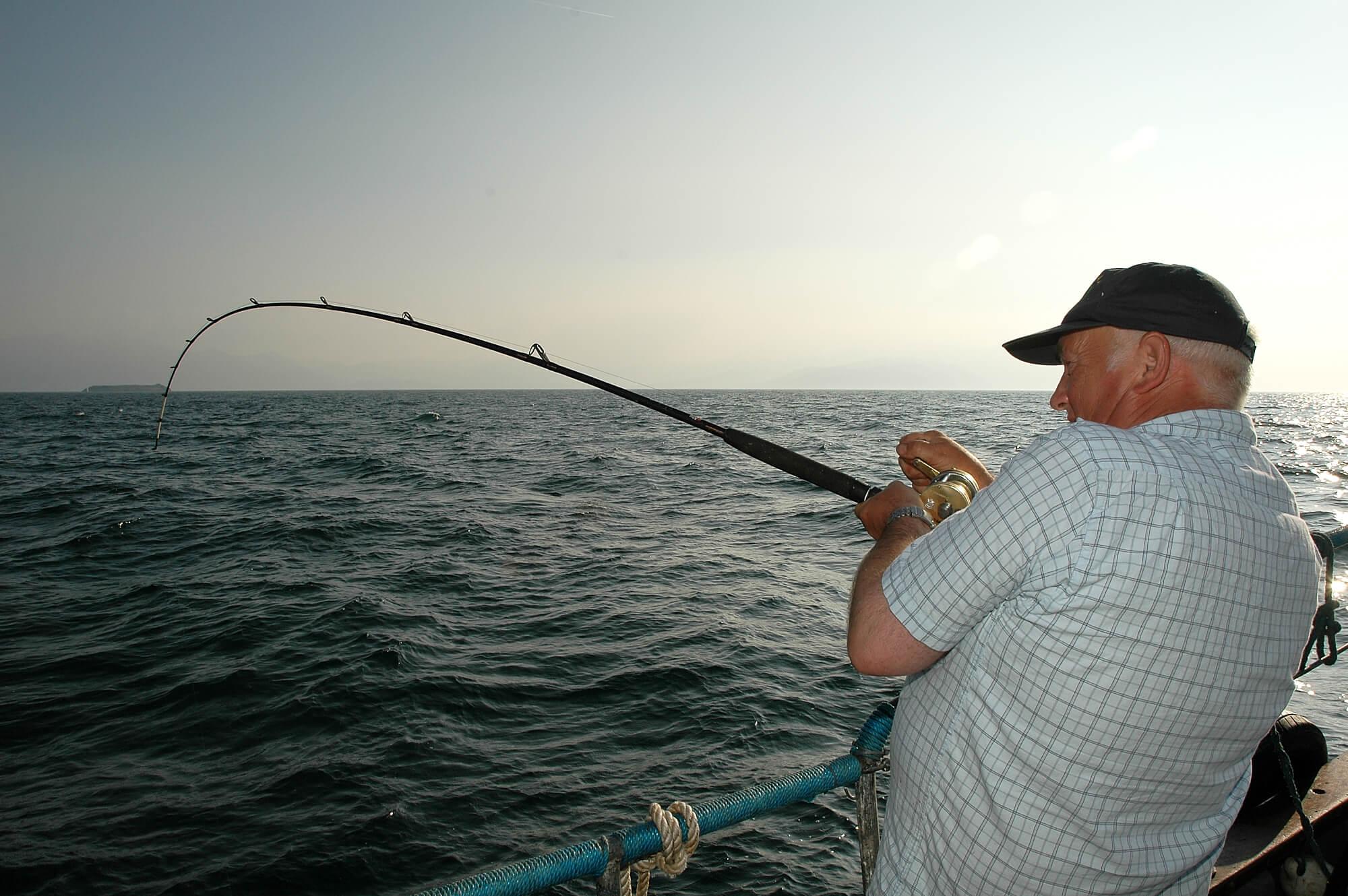 Gurnard fishing tackle