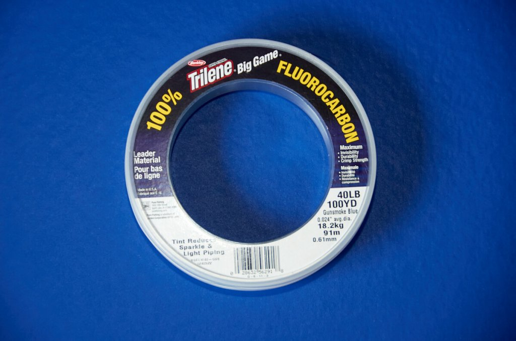 Fluorocarbon line in 40lb