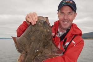 Undulate Ray Fishing