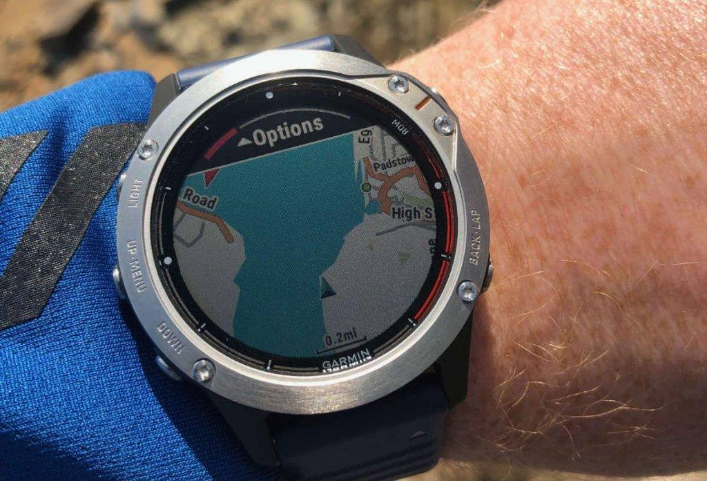 Quatix 6 GPS