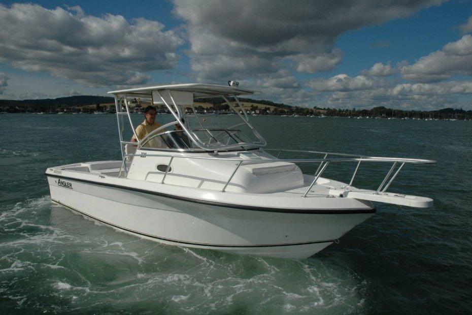 Sportsmarine Angler 220